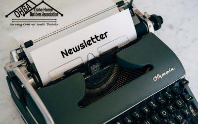 OHBA October 2021 Newsletter
